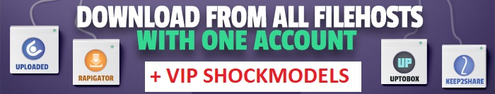 Get a discount of up to 10% for VIP access to all sections of Shock Models + free registration!
